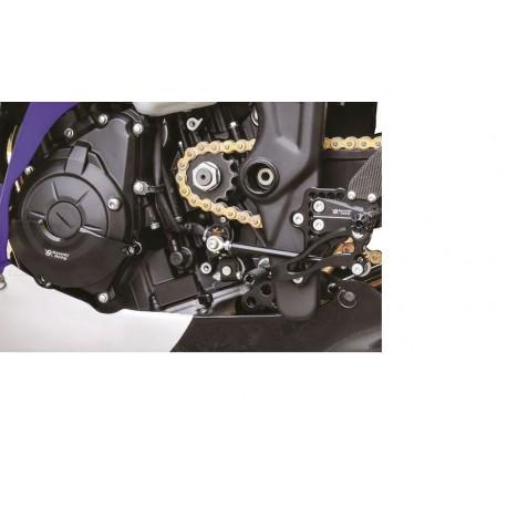 Kit Protections moteur Bonamici Racing - Yamaha YZF R3 15-17