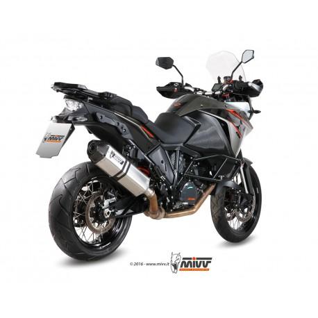 Exhaust Mivv Speed Edge - KTM 1190 Adventure 13-16