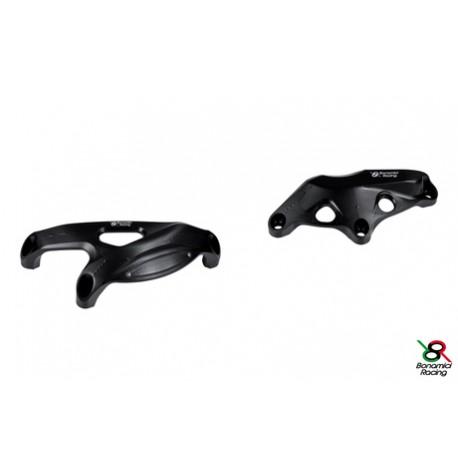 Engine cover protections Bonamici Racing - Honda CBR 600 RR 07-17
