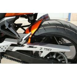 Hinterradabdeckung S2 Concept grün - Kawasaki Z750 07-12