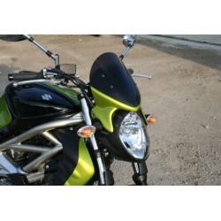 Bulle S2 Concept noir - Suzuki Gladius 650 09-12