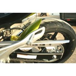 Hinterradabdeckung S2 Concept weiss - Suzuki Gladius 650 09-12