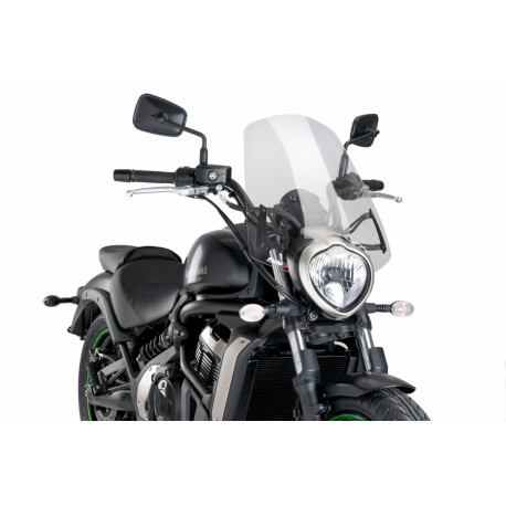 Pare-brise Naked New Generation Claire Customacces - Kawasaki Vulcan's