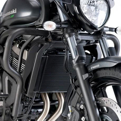 Par-carter Customaccess noir pour Kawasaki Vulcan's