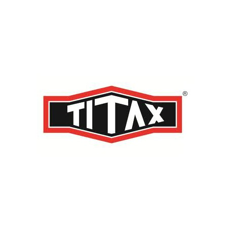 Protection Titax full Black du levier d'embrayage