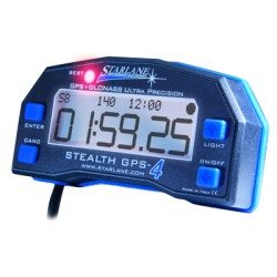 Autonomer Laptimer Stealth GPS-4 Lite
