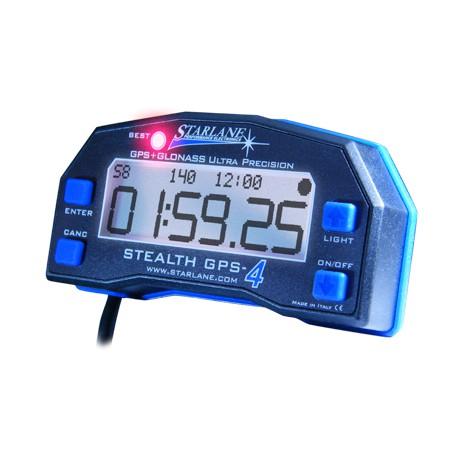 GPS Laptimer Starlane Stealth GPS-4 Lite