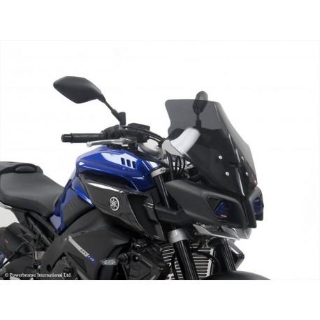 Powerbronze Windschild (385 mm) für Yamaha MT-10 / SP 16/+