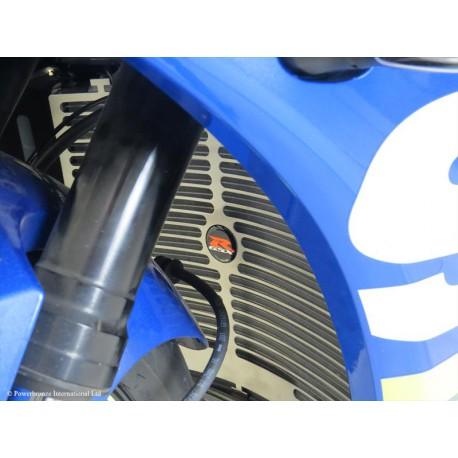 Powerbronze Cooler Grills (Radiator Grills) - Suzuki GSXR 1000 17