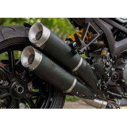 Echappement Spark Evo5 Dark Style - Ducati Monster 1100 EVO 11-14