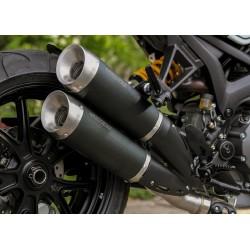 Exhaust Spark Evo5 Dark Style - Ducati Monster 1100 EVO 11-14
