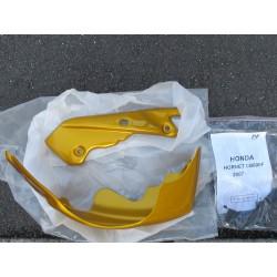Sabot moteur S2-concept jaune - Honda CB 600 Hornet 07-13
