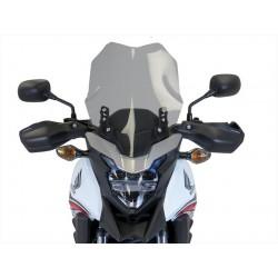 Spoilerscheibe / Tourenscheibe Powerbronze 500 mm für Honda CB500 X 16/+