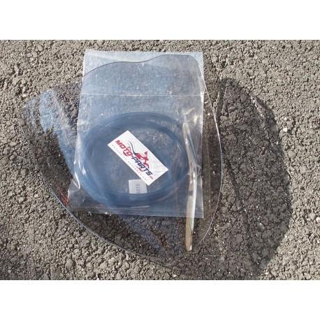 Windschild Powerbronze 270mm für Honda CB650F 14-18