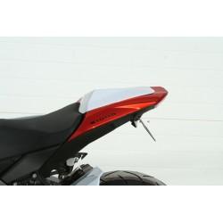 Capot de selle S2-concept White Y25 - Kawasaki Z1000 10-13
