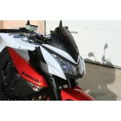 S2-concept Windschild weiss - Kawasaki Z1000 10-13