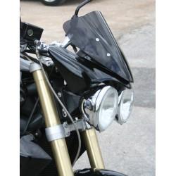 Saut vent s2 Concept noir - Triumph Street Triple 08-10