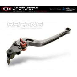 Levier de frein Titax Racing Normal Titane R22