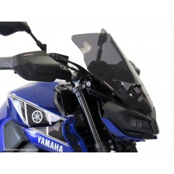 Windschild Powerbronze 365 mm für Yamaha MT-09 17 /+